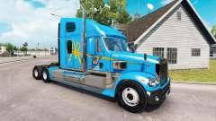Скин A&R на тягач Freightliner Coronado