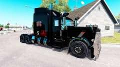 Скин Pride Transport на тягач Peterbilt 389