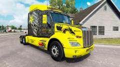Скин Rockstar Energy на тягач Peterbilt