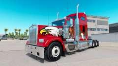 Скин Eagle на тягач Kenworth W900