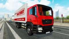 Сборник грузового транспорта для трафика v1.2.1