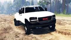 GMC Sierra 3500 Crew Cab 2001