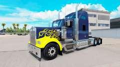 Скин Hard Truck на тягач Kenworth W900