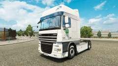 Скин Woolworths на тягачи DAF, Scania и Volvo