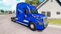 Скин Prime Inc. на тягач Freightliner Cascadia