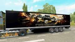 Скин World of Tanks на полуприцеп