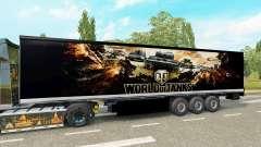 Скин World of Tanks на полуприцеп