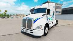 Скин John Christner Trucking на тягач Kenworth