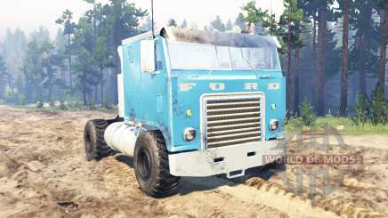 Ford W9000 для Spin Tires