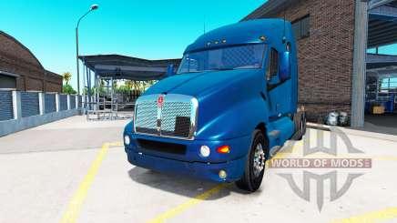 Kenworth T2000 v1.2 для American Truck Simulator