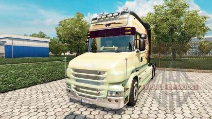 Scania T Longline [Free As A Bird] для Euro Truck Simulator 2