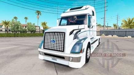 Volvo VNL 670 v1.4.1 для American Truck Simulator