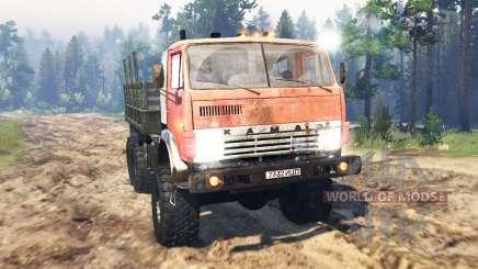 КамАЗ-53212 СССР для Spin Tires