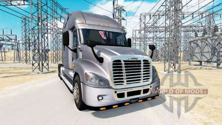Freightliner Cascadia v1.1 для American Truck Simulator