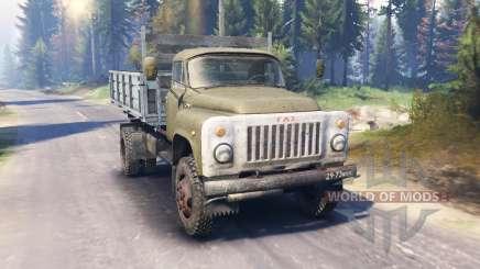 ГАЗ-53 v3.0 для Spin Tires