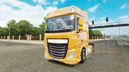 DAF XF 510 Super Space Cab v1.1 для Euro Truck Simulator 2