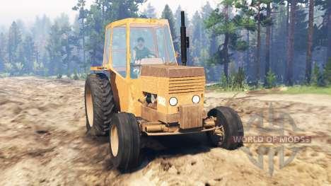 Valmet 502 v4.0 для Spin Tires