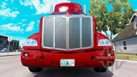 Сборник номерных знаков v1.1 для American Truck Simulator