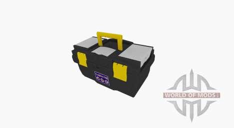 Пластиковый ящик с инструментами для Farming Simulator 2017