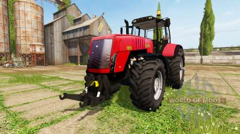 Беларус-4522 для Farming Simulator 2017