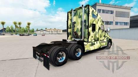 Скин Camouflage на тягач Kenworth для American Truck Simulator