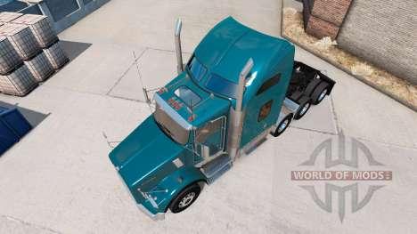 Kenworth T800 2016 v0.1 для American Truck Simulator