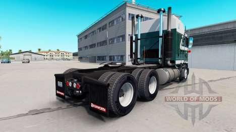 Скин Freds на тягач Kenworth K100 для American Truck Simulator