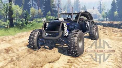 Rock Buggy v2.0 для Spin Tires