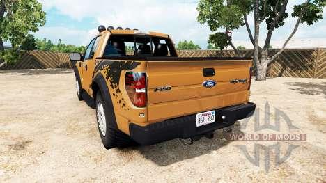 Ford F-150 SVT Raptor для American Truck Simulator