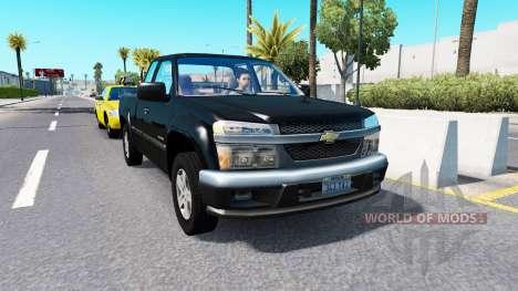 Расширенный трафик v1.5.1 для American Truck Simulator