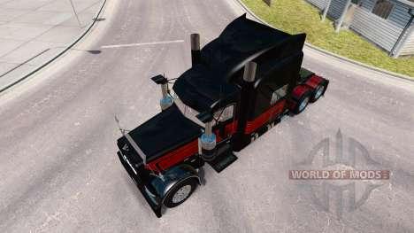 Скин Viper v2.0 на тягач Peterbilt 389 для American Truck Simulator