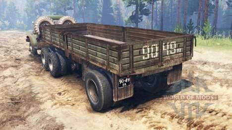 ЗиЛ-157 v2.0 для Spin Tires