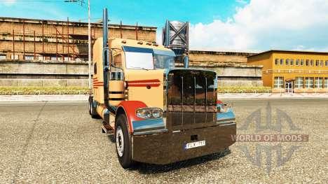 Peterbilt 389 v3.1 для Euro Truck Simulator 2
