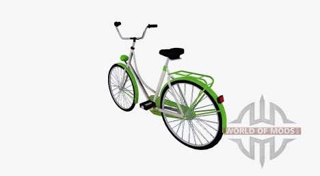 Велосипед для Farming Simulator 2017