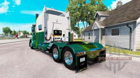 Скин OHARE Towing Service на тягачи для American Truck Simulator