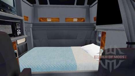 Peterbilt 389 v2.0 для American Truck Simulator