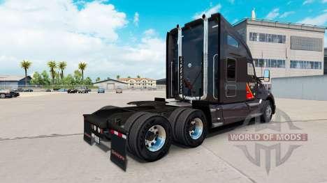 Скин Gallon Oil на тягач Kenworth для American Truck Simulator