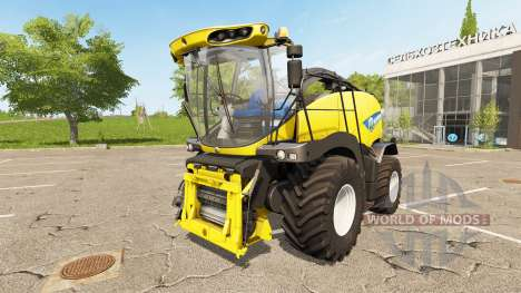 New Holland FR850 для Farming Simulator 2017