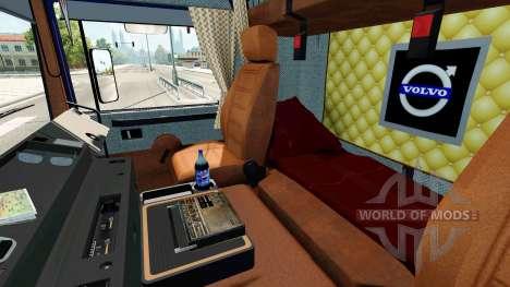 Volvo F10 для Euro Truck Simulator 2
