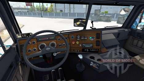 Freightliner FLB [edit] для American Truck Simulator