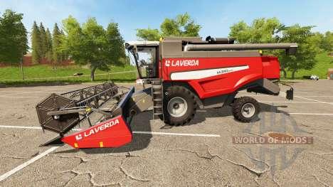Laverda M310 MCS [pack] для Farming Simulator 2017