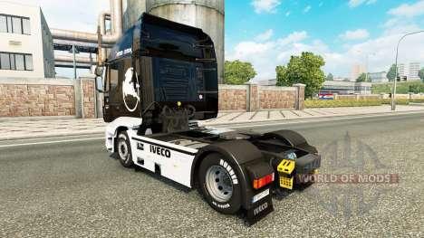 Скин Limited Edition на тягач Iveco для Euro Truck Simulator 2
