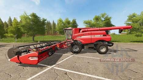 Case IH Axial-Flow 9230 для Farming Simulator 2017