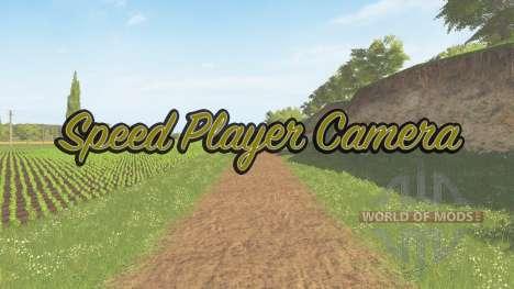 Изменение скорости пешего хода v1.1 для Farming Simulator 2017