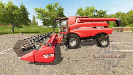 Case IH Axial-Flow 7130 для Farming Simulator 2017