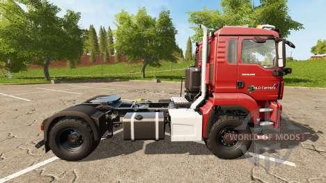 MAN TGS 18.480 v1.2 для Farming Simulator 2017