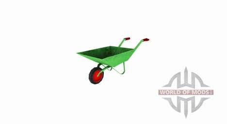 Садовая тачка для Farming Simulator 2017