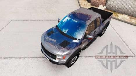 Ford F-150 SVT Raptor v1.5.1 для American Truck Simulator