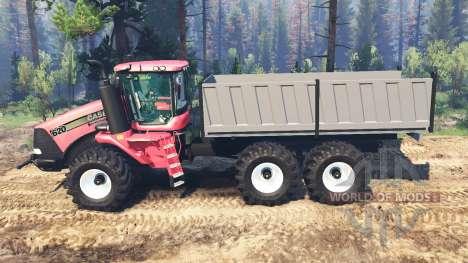 Case IH 620 Turbo v2.0 для Spin Tires