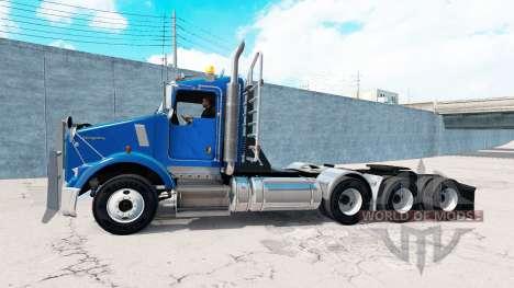 Kenworth T800 2016 v0.3 для American Truck Simulator